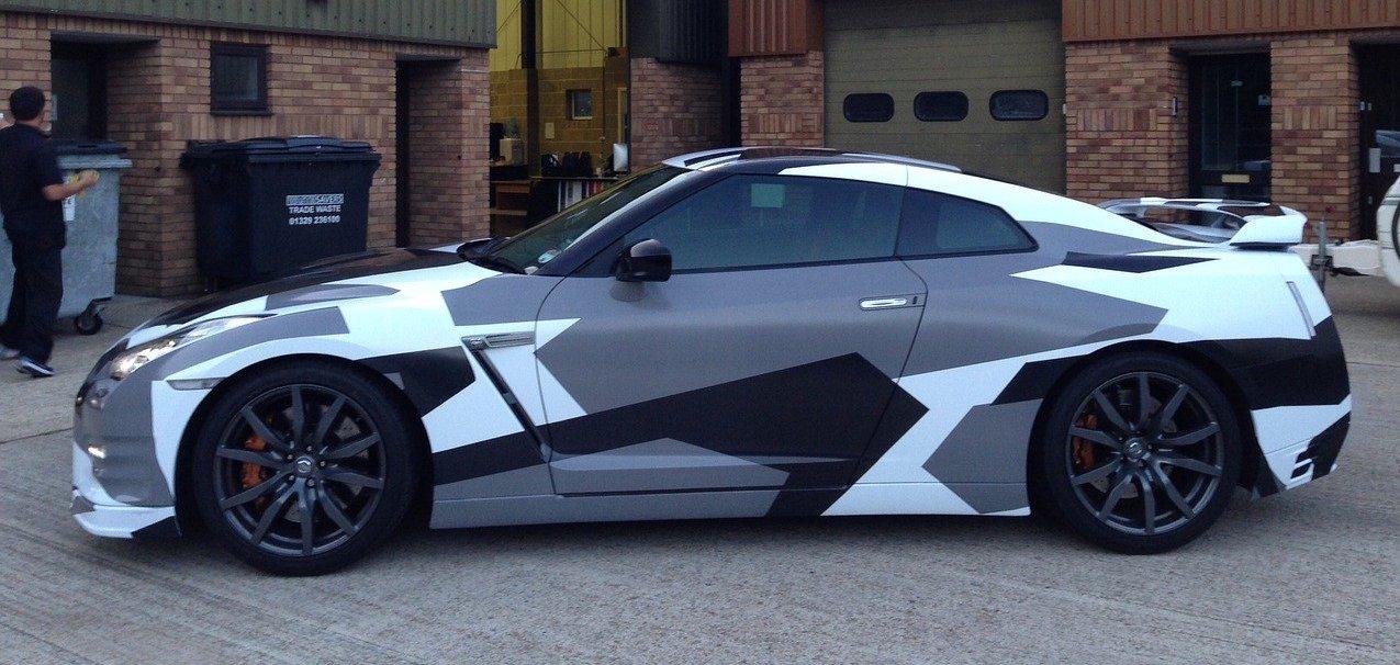 Geef je auto een nieuwe look met auto wrappen!