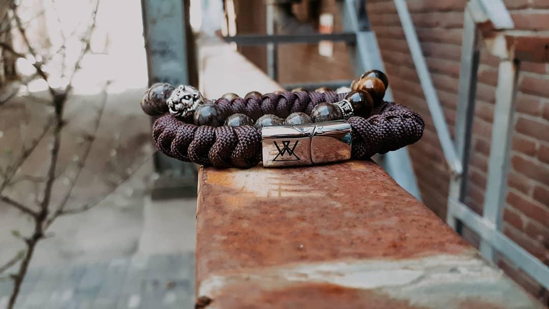 De unieke armbanden voor heren van Wildenberg Wear