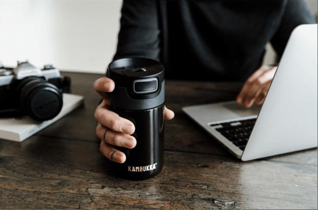 Kambukka: unieke koffie- en theebekers!